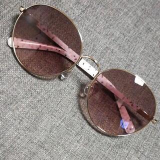 マリメッコ(marimekko)の718 A 美品 マリメッコ marimekko サングラス(サングラス/メガネ)