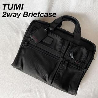 トゥミ(TUMI)のトゥミ 2wayビジネスバッグ ブリーフケース アルファ A4可 26108DH(ビジネスバッグ)