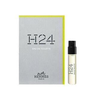 エルメス(Hermes)の2021年新作 エルメス H24 オードトワレ サンプル 試供品(香水(男性用))