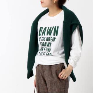 アパルトモンドゥーズィエムクラス(L'Appartement DEUXIEME CLASSE)のAP STUDIO DAWN ロングスリーブTシャツ(Tシャツ(長袖/七分))