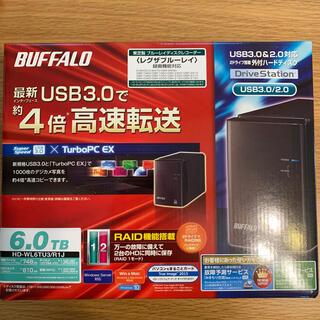 バッファロー(Buffalo)のぼく様専用 ハードディスク4台(その他)