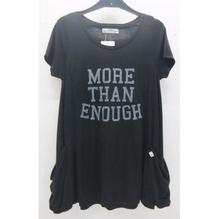 ビームス(BEAMS)の*1497・BEAMS HEART/ビームス ハート 半袖Tシャツ ブラック(Tシャツ(半袖/袖なし))