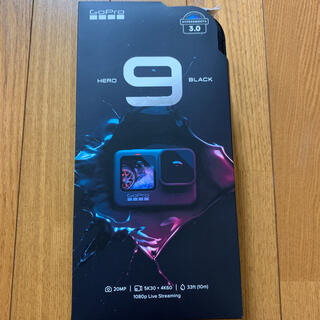 GoPro - 新品 未開封 gopro hero9
