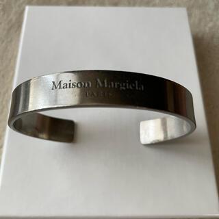 マルタンマルジェラ(Maison Martin Margiela)のマルジェラ カフブレスレット バングル(バングル/リストバンド)