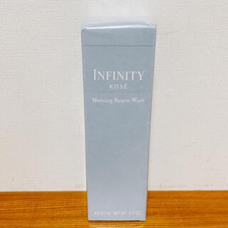 インフィニティ(Infinity)のKOSE  インフィニティ モーニング リニュー 洗顔料(洗顔料)