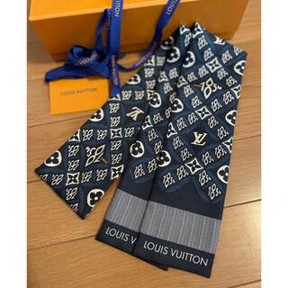 LOUIS VUITTON - 新品未着用❣️正規ルイヴィトンバンドー・SINCE 1854シルク100%