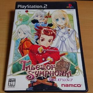 プレイステーション2(PlayStation2)のPS2 テイルズ オブ シンフォニア (その他)