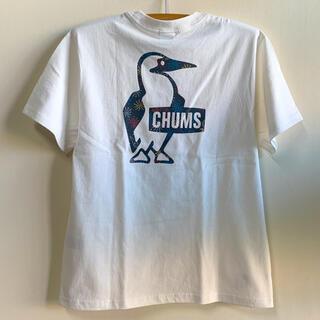 チャムス(CHUMS)の新品 CHUMS Booby Hanabi Tシャツ チャムス  wm(Tシャツ/カットソー(半袖/袖なし))