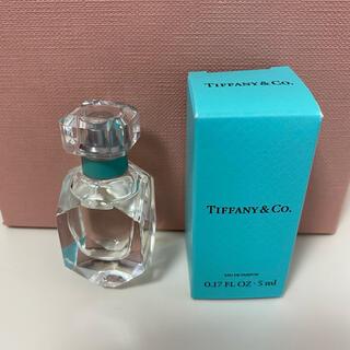 ティファニー(Tiffany & Co.)のティファニー 香水 5ml(香水(女性用))