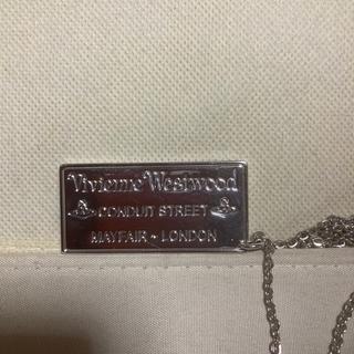 ヴィヴィアンウエストウッド(Vivienne Westwood)のヴィヴィアンウエストウッド プレートペンダントトップ(その他)
