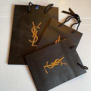 イヴサンローランボーテ(Yves Saint Laurent Beaute)のイヴサンローラン ショップ袋 ショッパー (ショップ袋)