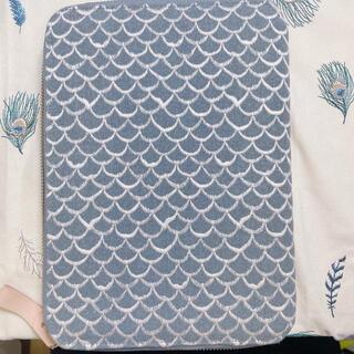 ミナペルホネン(mina perhonen)のほぼ日手帳カバーミナペルホネン mameid柄 美品(その他)