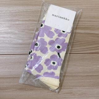 marimekko - タイムセール!!マリメッコ 靴下