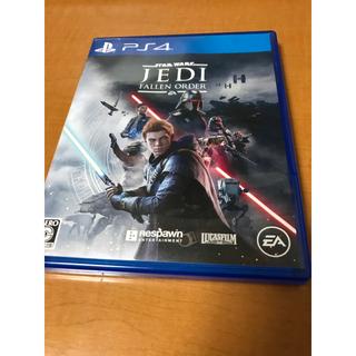 ディズニー(Disney)のPS4 Star Wars ジェダイ フォールン・オーダー (家庭用ゲームソフト)