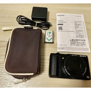 SONY - 【動作確認済み】SONY サイバーショット DSC-HX60V デジカメ