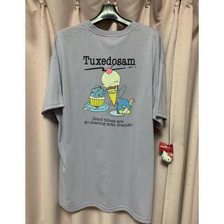 サンリオ(サンリオ)の【新品未使用】タキシードサムTシャツ(Tシャツ(半袖/袖なし))