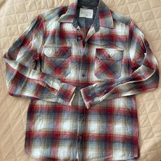コストコ(コストコ)の長袖 チェックシャツ(シャツ)