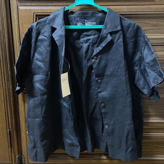 MUJI (無印良品) - 半袖開襟シャツ
