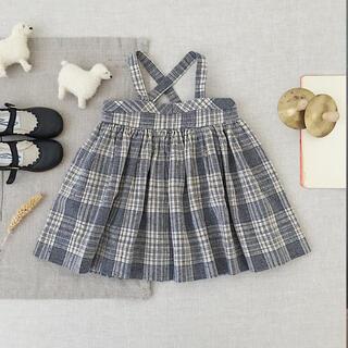 ボンポワン(Bonpoint)のsoor ploom ♡ Enola Vintage Plaid 2(スカート)