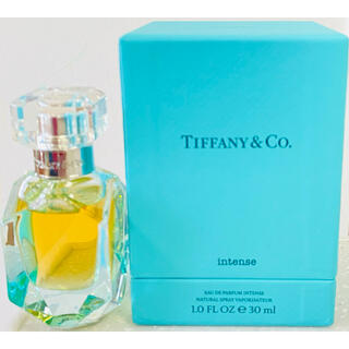 ティファニー(Tiffany & Co.)のティファニー TIFFANY&Co. ティファニー オードパルファム インテンス(香水(女性用))