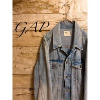 ギャップ(GAP)のGAP デニム 水色 メンズ Mサイズ(Gジャン/デニムジャケット)