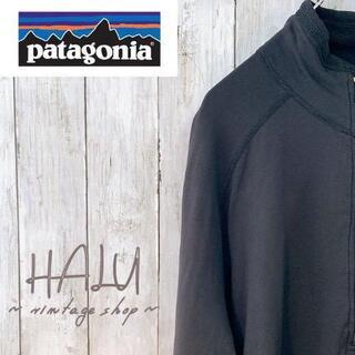 パタゴニア(patagonia)のPatagonia パタゴニア トレーニングウェア スポーツ 黒 XL ビック(その他)