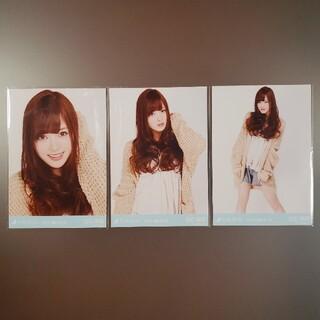 ノギザカフォーティーシックス(乃木坂46)の白石麻衣 生写真 MAR2013(アイドルグッズ)