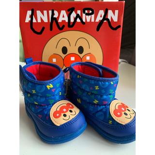 アンパンマン(アンパンマン)のアンパンマン  ベビーブーツ 12センチ 新品(ブーツ)