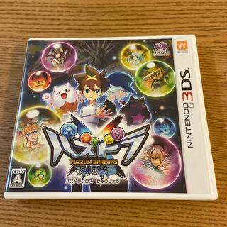 パズドラクロス 神の章 3DS(携帯用ゲームソフト)