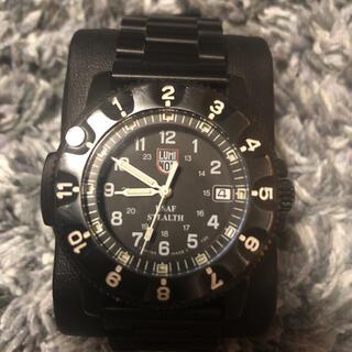 ルミノックス(Luminox)のLUMINOX NIGHTHAWK(腕時計(アナログ))