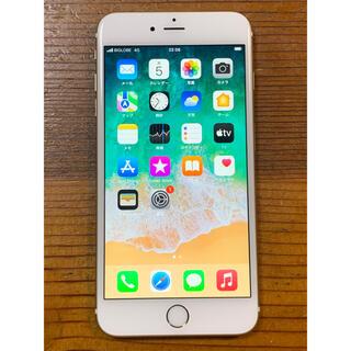 アップル(Apple)のiPhone 6s Plus 16GB gold SIMフリー(スマートフォン本体)