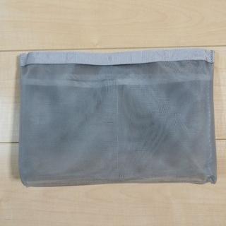 ムジルシリョウヒン(MUJI (無印良品))の無印良品 ナイロンメッシュバッグインバッグ(その他)