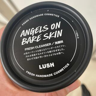 ラッシュ(LUSH)のLUSH 天使の優しさ《洗顔料》(洗顔料)