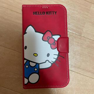 ハローキティ(ハローキティ)のiPhone12/12pro キティちゃん手帳型(iPhoneケース)
