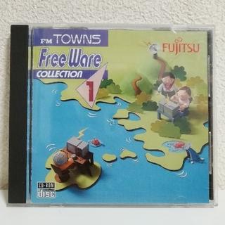 【ほぼ未使用】Free Ware  Collection1 FM towns