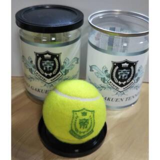 テニスの王子様 氷帝学園 テニスボール