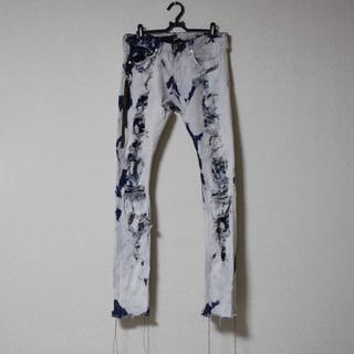 MR.COMPLETELY / damege pants