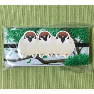 フェリシモ(FELISSIMO)の★【新品未開封】フェリシモ★小鳥カードケース(キャラクターグッズ)