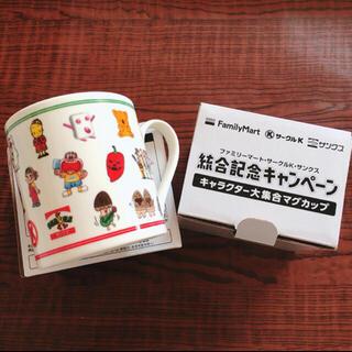 サンリオ(サンリオ)の3. マグカップ 陶器 非売品 ノベルティ ファミリーマート サンクス (ノベルティグッズ)