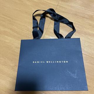ダニエルウェリントン(Daniel Wellington)のDaniel Wellingtonショップ袋(ショップ袋)