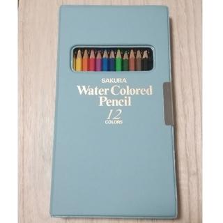 サクラクレパス(サクラクレパス)のSAKURA 水彩色鉛筆(色鉛筆)