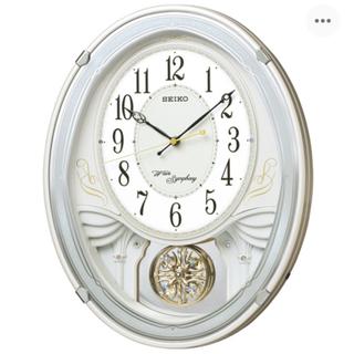 SEIKO - セイコー電波掛時計定価16,500円 AM258W