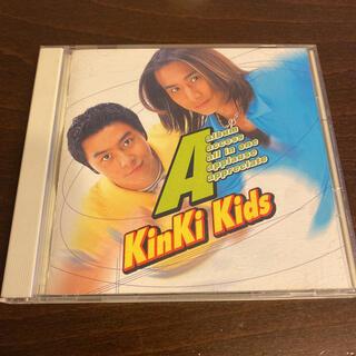 KinKi Kids - KinKi Kids/A album