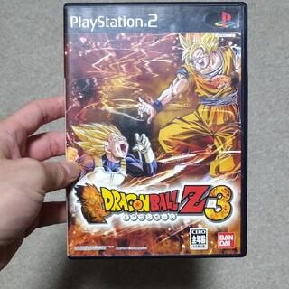 プレイステーション2(PlayStation2)のドラゴンボールZ3 PS2(その他)