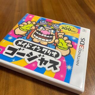 任天堂 - メイド イン ワリオ ゴージャス 3DS