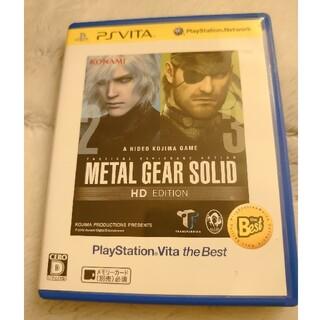 KONAMI - メタルギア ソリッド HDエディション(PlayStation Vita the