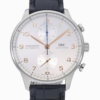 IWC - [i3855]IWC ポルトギーゼ クロノグラフ IW371604 中古