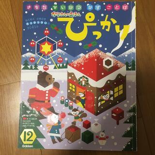 ガッケン(学研)のぴっかり 12月(絵本/児童書)