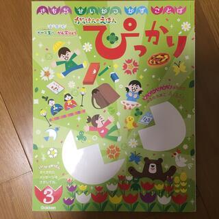 ガッケン(学研)のぴっかり 3月(絵本/児童書)