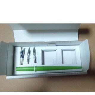 フェリシモ(FELISSIMO)のカリグラフィーペン(箱、インク無し)(その他)